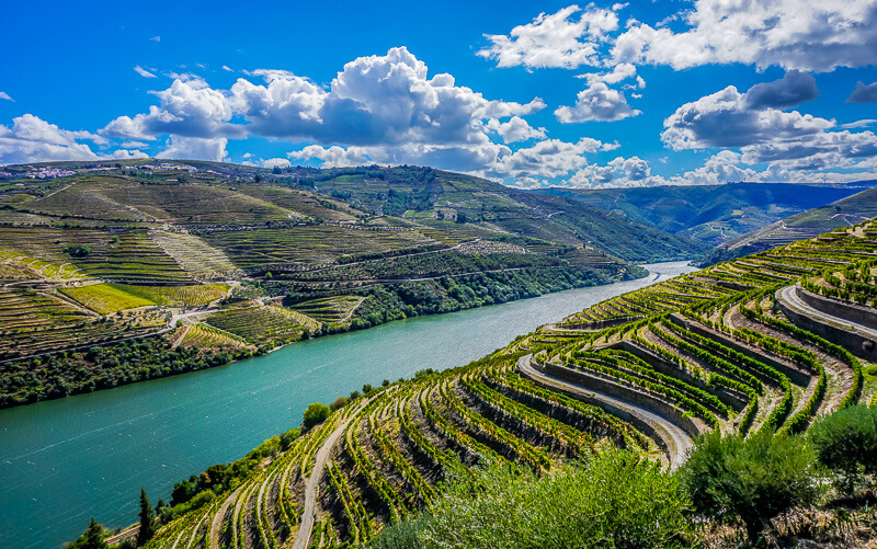 porto douro valley