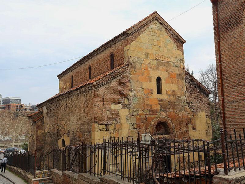 tbilisi anhiskhati church
