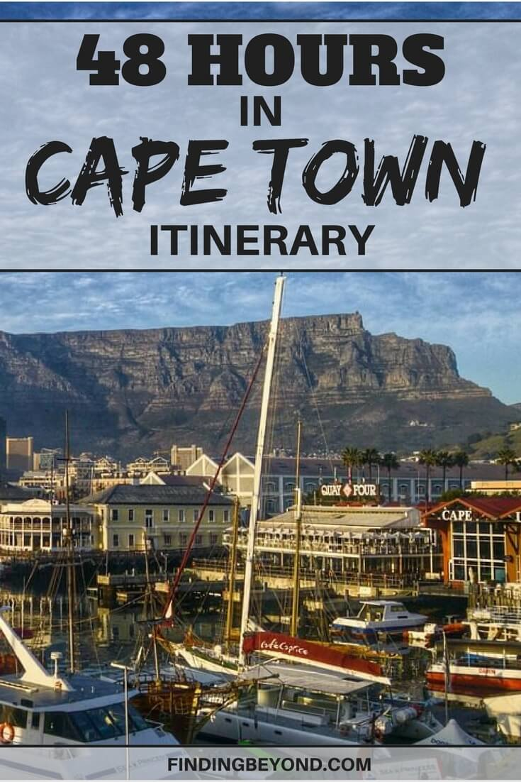 Do you have only 48 hours in Cape Town? There's a lot to see but by following our 2 days in Cape Town itinerary you'll see all the highlights and more!