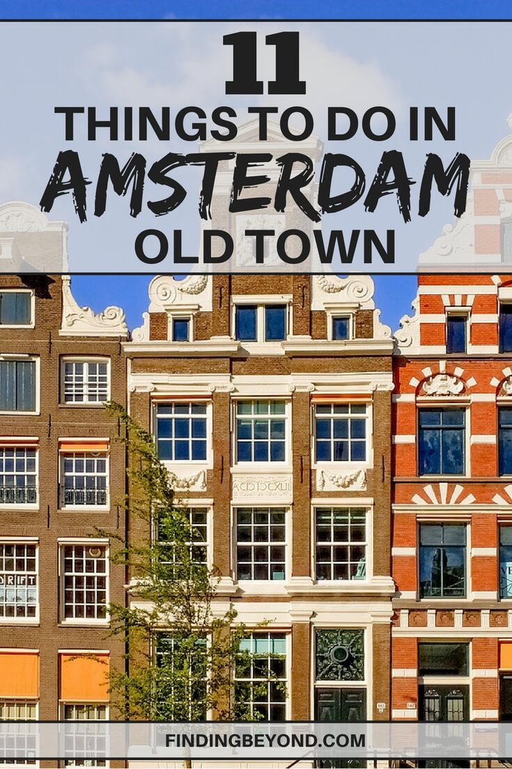 Looking for things to do in Amsterdam Old Town? Check out our list of the top 10 Old Amsterdam sights, attractions and recommendations.
