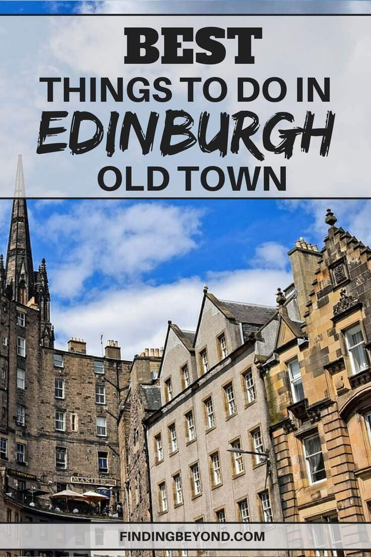 Looking for things to do in EdinburghOld Town? Check out our list of the best Old Edinburghattractions, sights and recommendations.