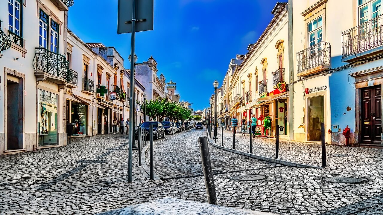 best towns in algarve tavira