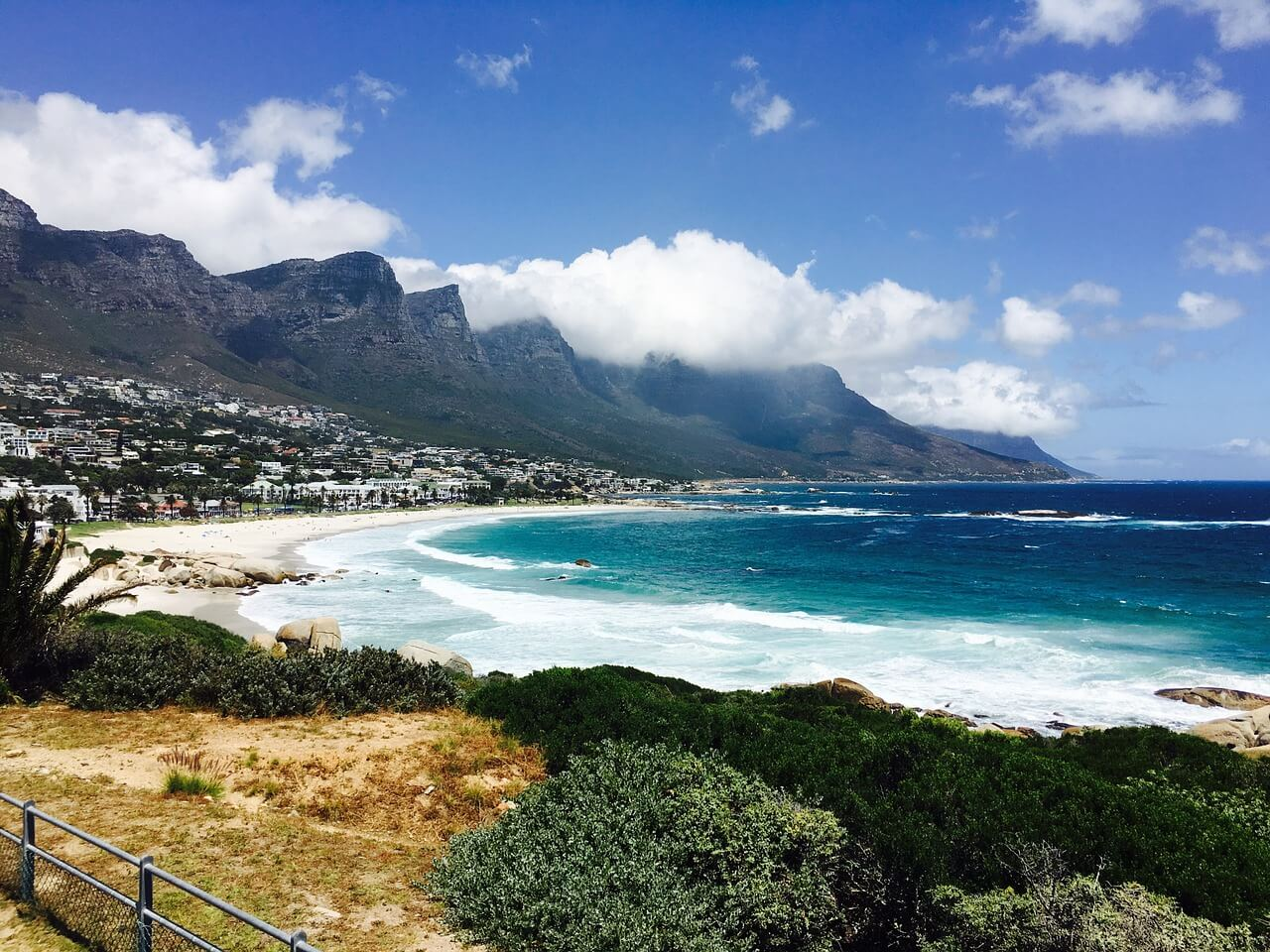 camps bay beach cape town