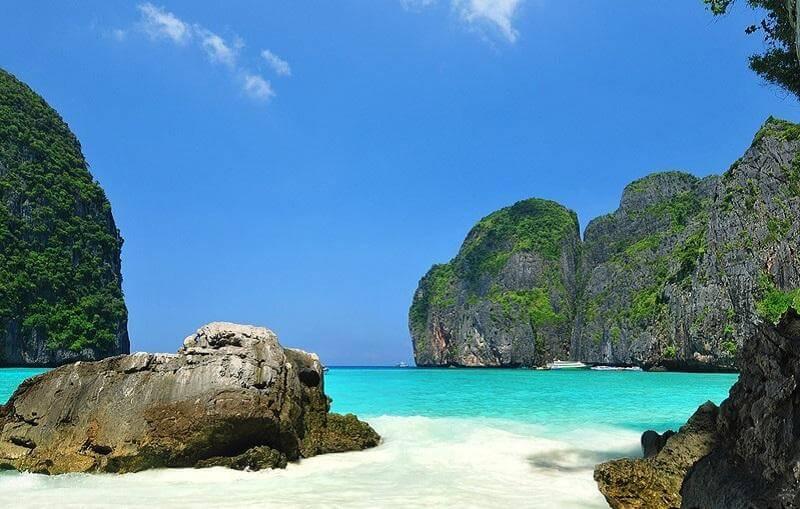 hat maya beach phi phi
