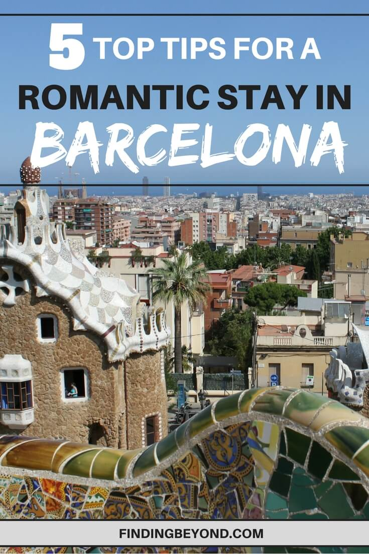 Looking to add some romance to your trip to Barcelona? Check out our 5 top romantic Barcelona tips for the perfect loved-up stay in the city.