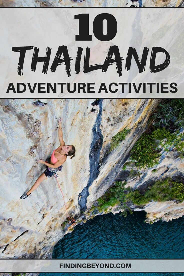 Looking for some adventurous things to do in Thailand? Check out our list of the best adrenaline-pumping adventure activities in Thailand.