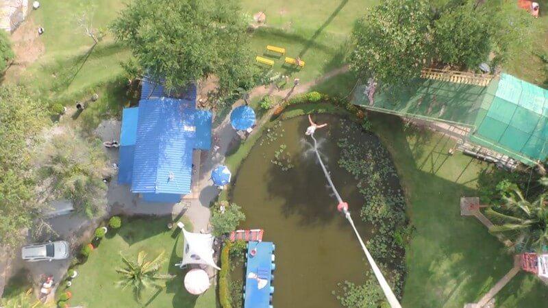 thailand bungee jump