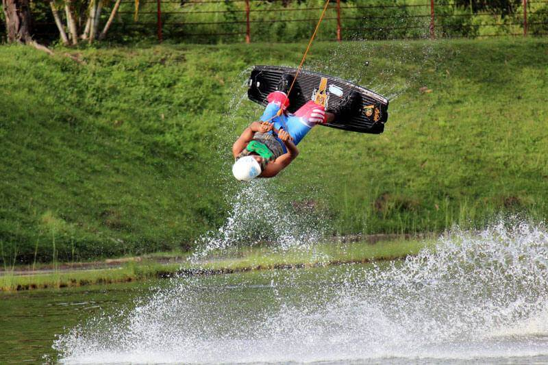 thailand wakeboarding