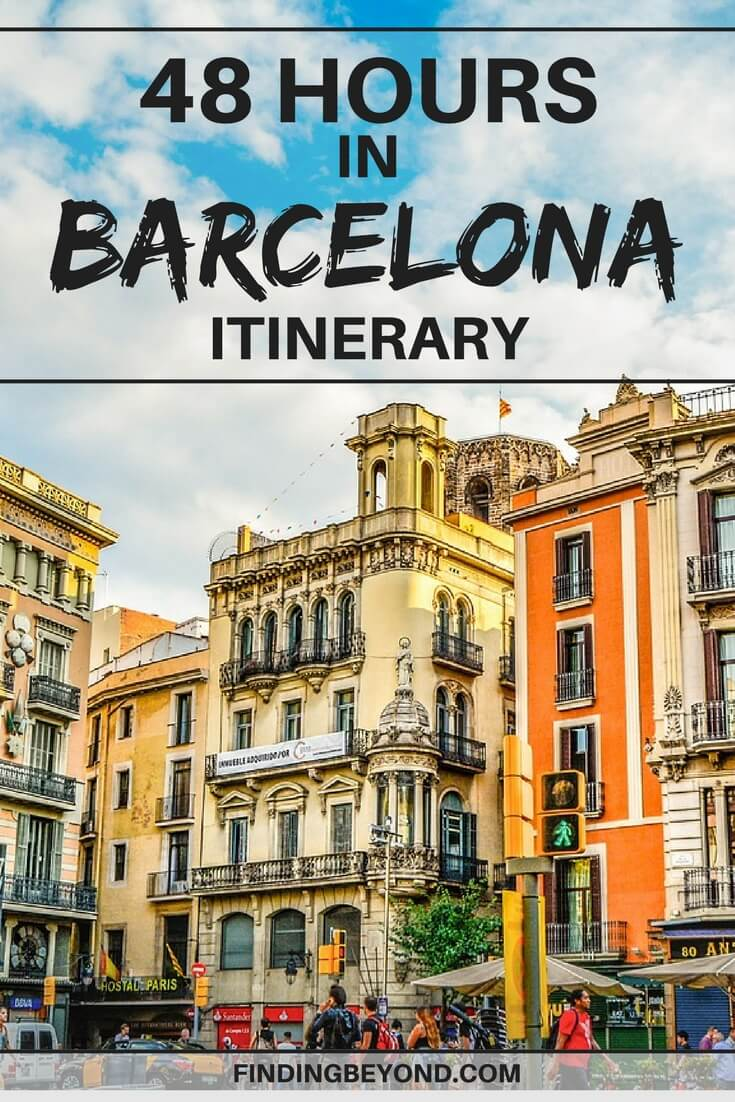 Do you only have two days in Barcelona? Don't miss the best highlights by using our 48 hours in Barcelona itinerary. Including the must-see sights and more.