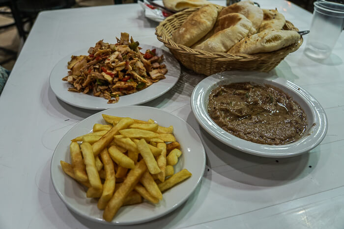 best of cairo food
