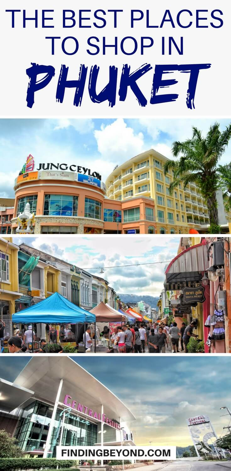 Are you looking for the best shopping places in Phuket? Check out our guide to the best shopping in Phuket including malls, outlets, markets and more!
