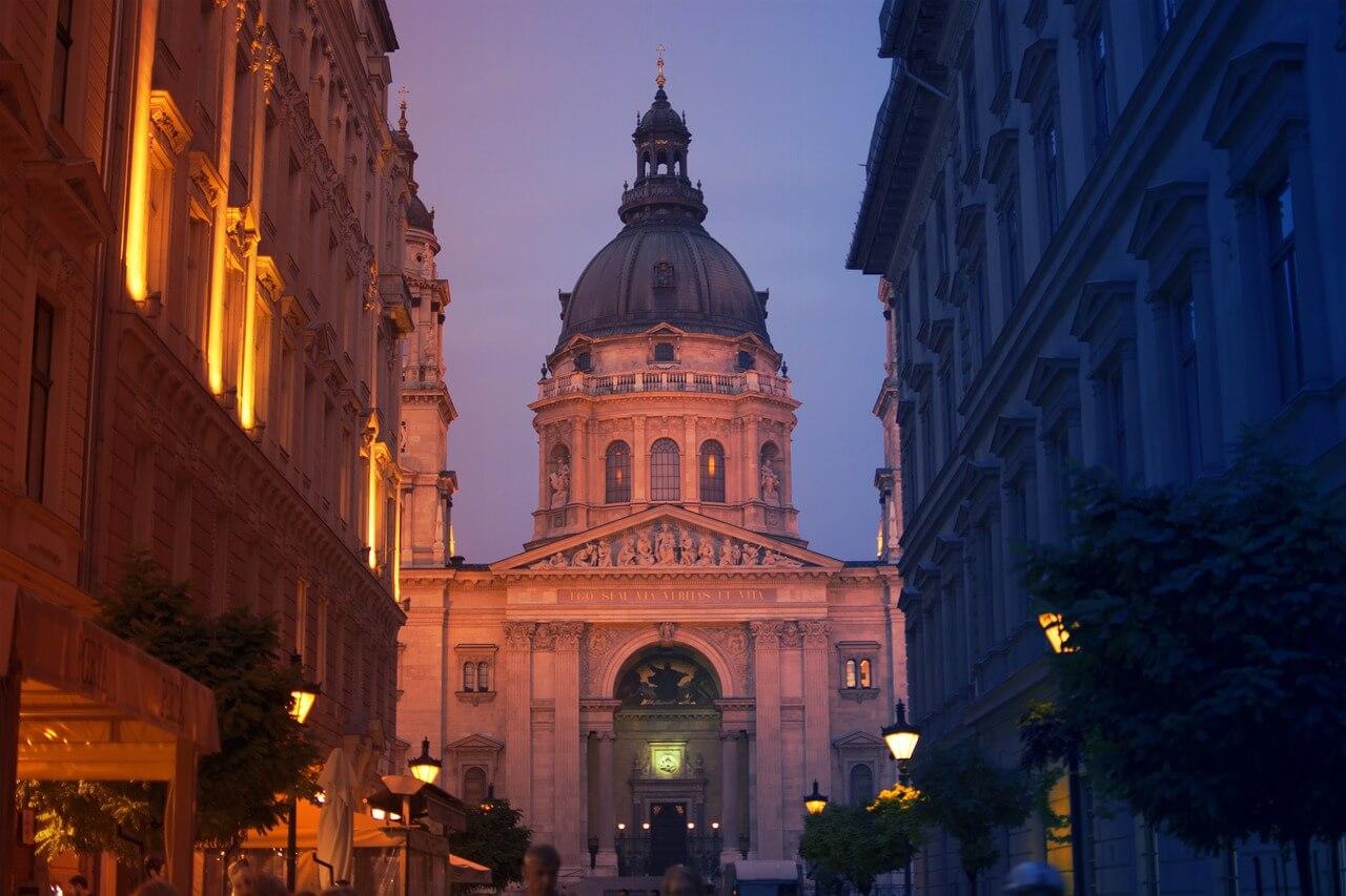 budapest st stephens basilica