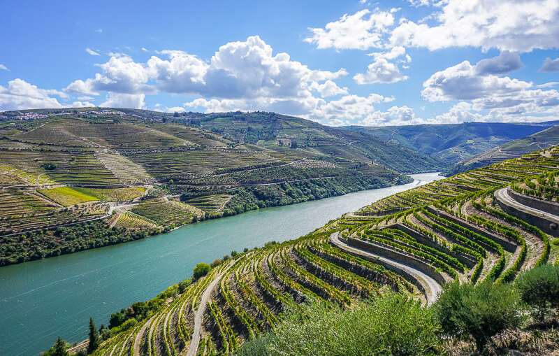 douro valley view portugal-2