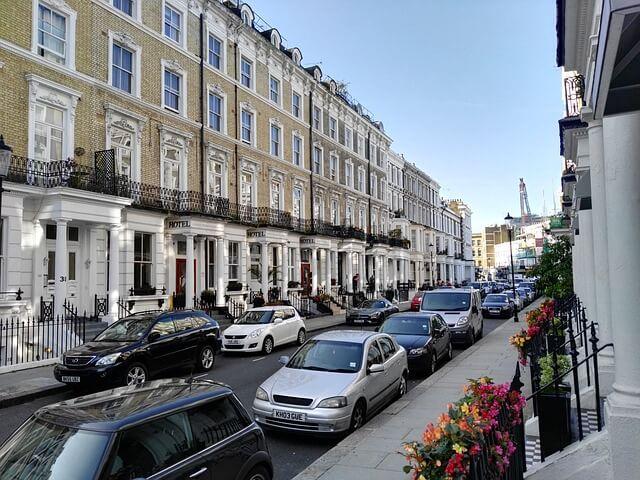 london street earls court