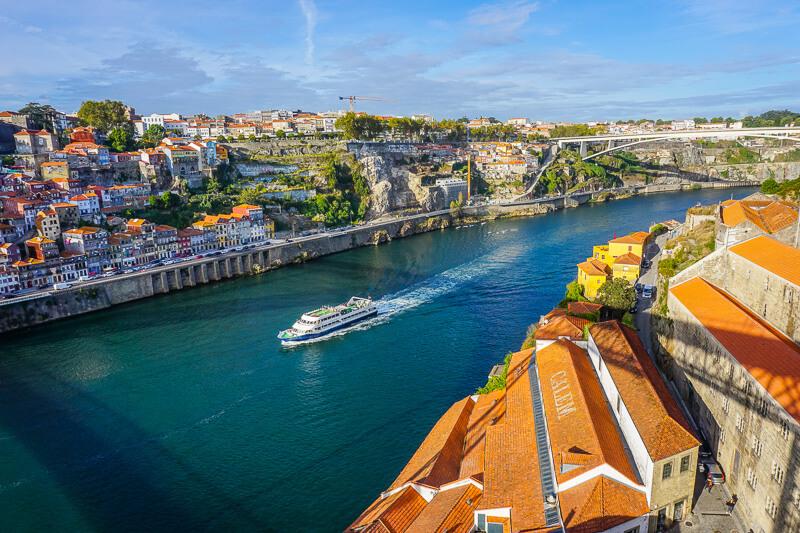 porto river portugal