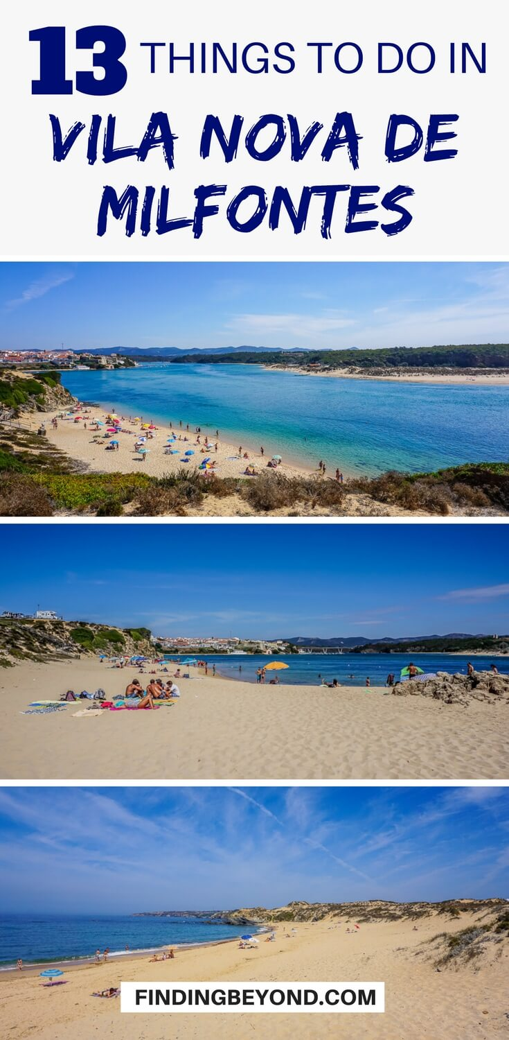 Are you looking for things to do in Vila Nova de Milfontes, Portugal? Then look no further than our comprehensive guide to the best beaches and more.