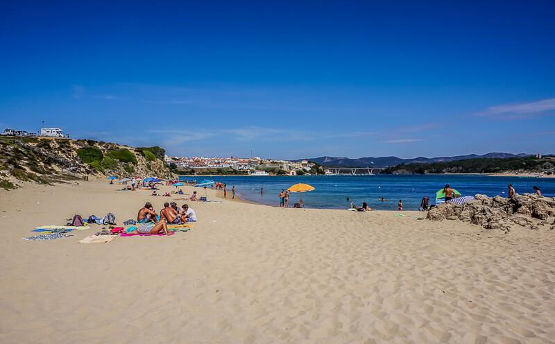 vila nova de milfontes franquia beach