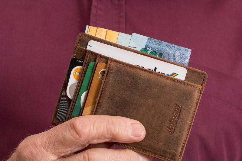 Kindz RFID blocking wallet