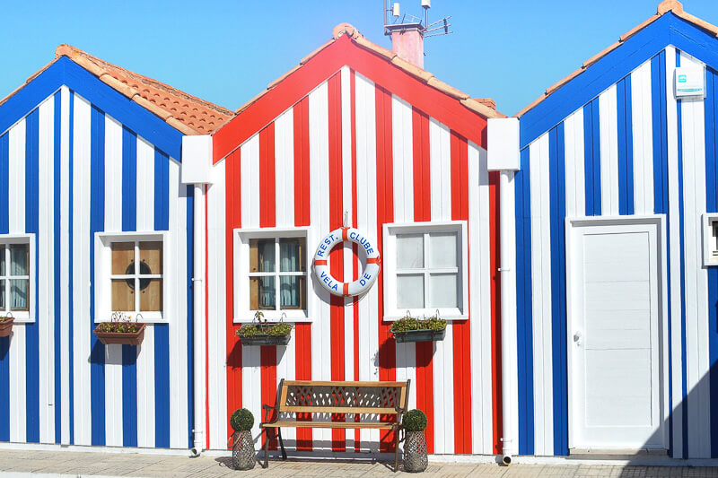 aveiro stripped huts