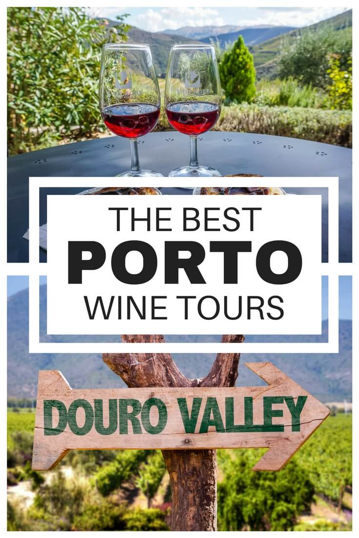 Are you looking for the best Porto wine tours? Or maybe the best Douro Valley wine tours? Check out these recommended wine tours in and around Porto, Portugal.
