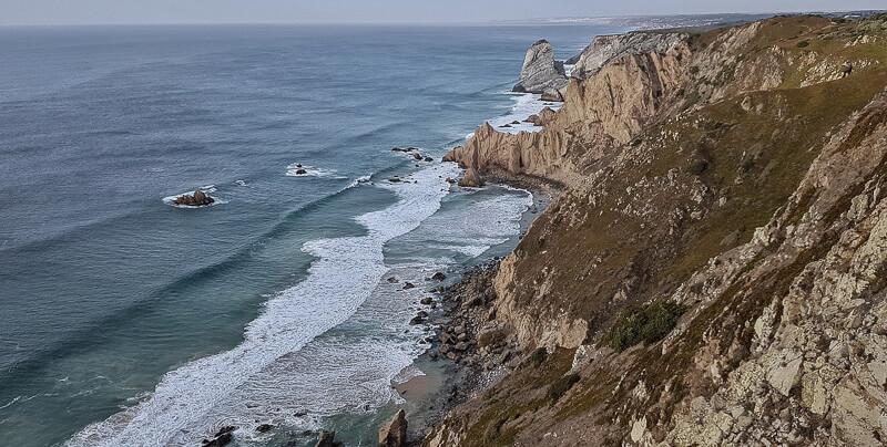 cabo da roca cliffs portugal