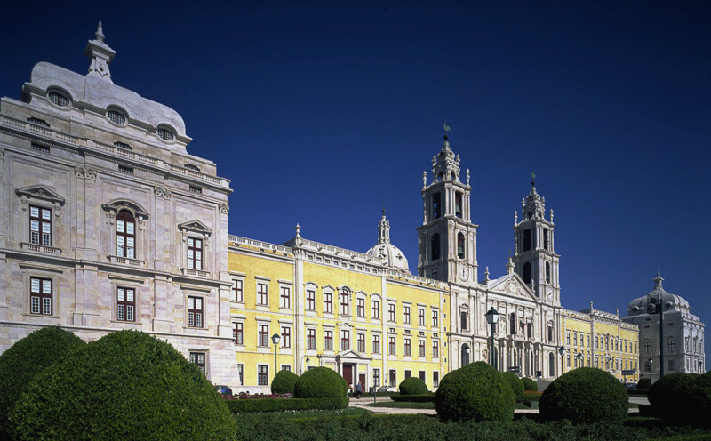 mafra national palace portugal