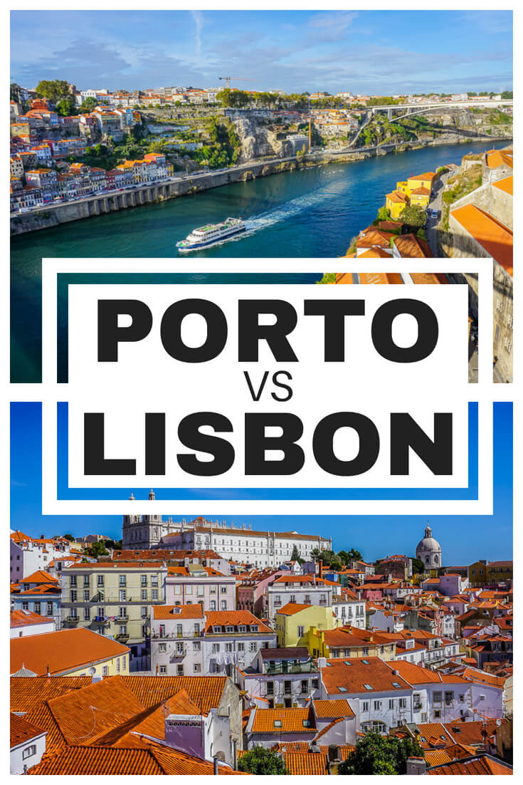 Can't decide if Porto or Lisbon is where you should visit for your weekend getaway? Read this useful comparison of sights, food, accommodation and more.