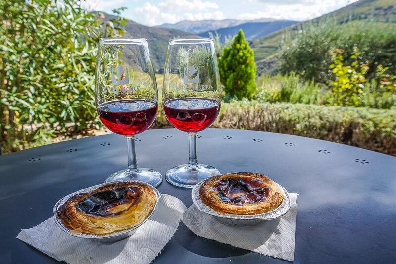 porto port wine douro valley