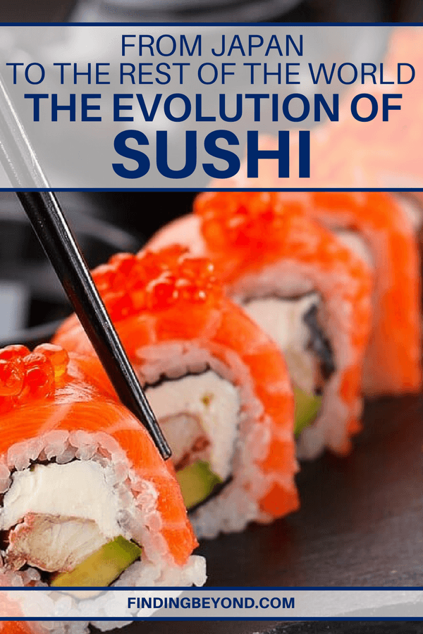Famous the world over, but what exactly is it? Learn how to eat Sushi in Japan and how it reached the rest of the world.