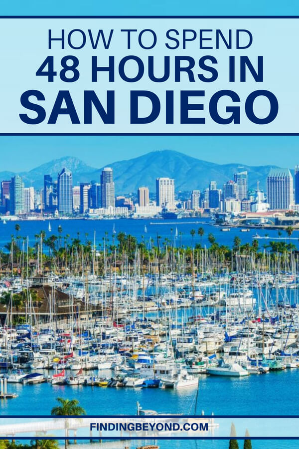 Do you have only 48 hours in San Deigo? There's a lot to see but by following our 2 days in San Deigo itinerary you'll see all the highlights and more!