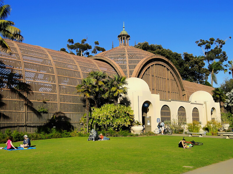 48 hours in san diego balboa park