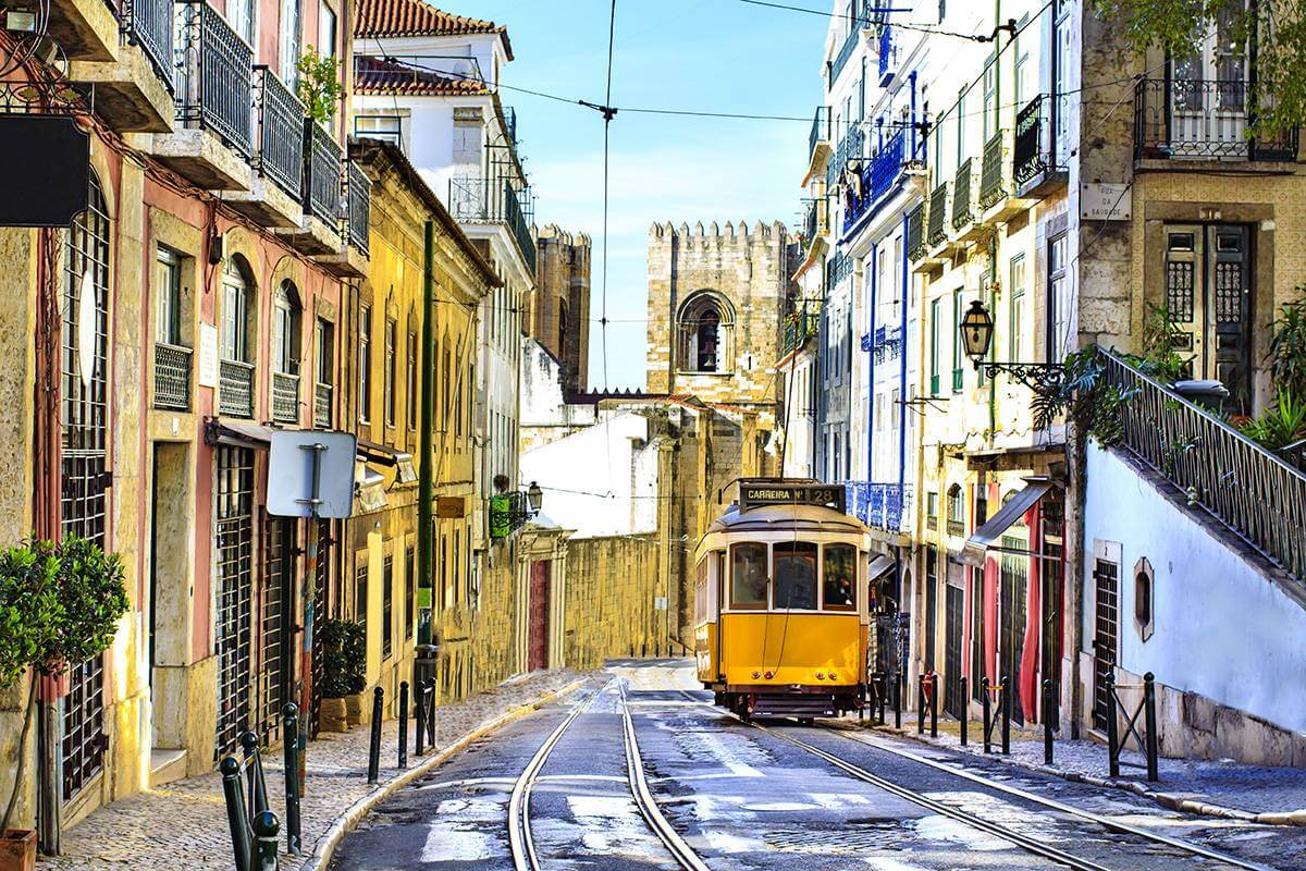 best alfama apartments lisbon