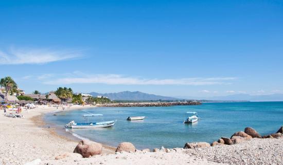 anclote beach punta mita mexico