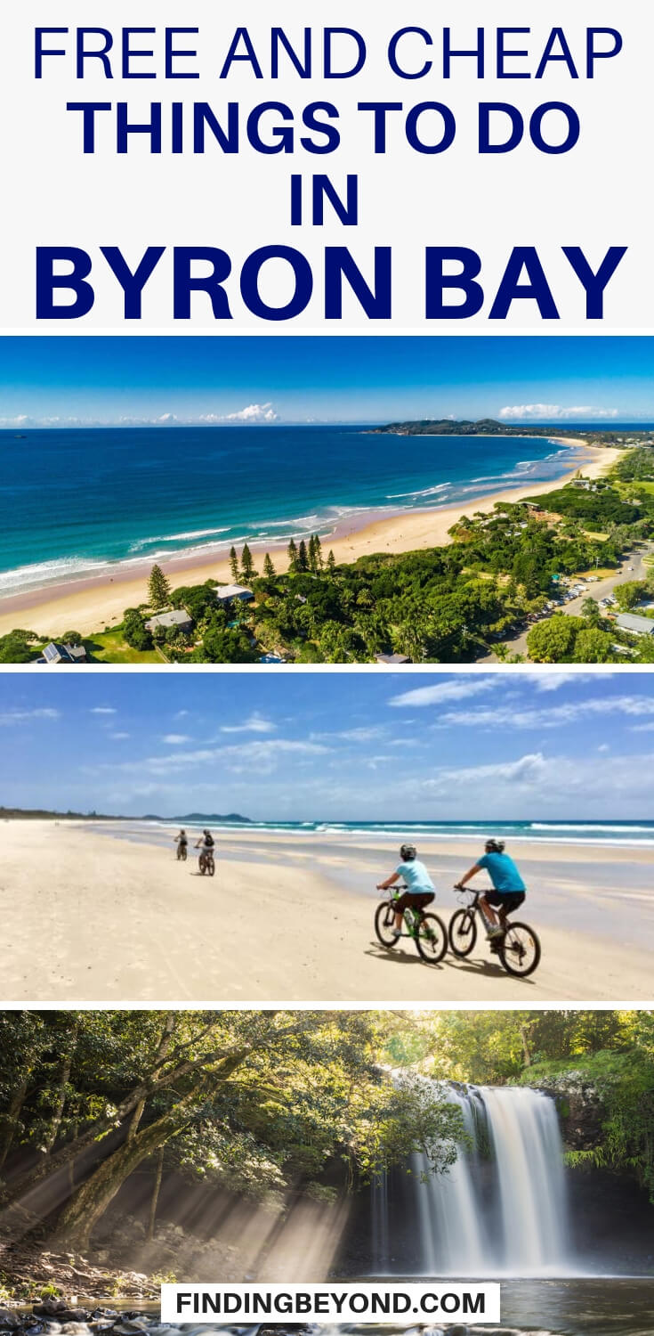 On a tight budget in Byron Bay, Australia? Then check out this list of the best free and cheap things to do in Byron Bay to save some dollars.