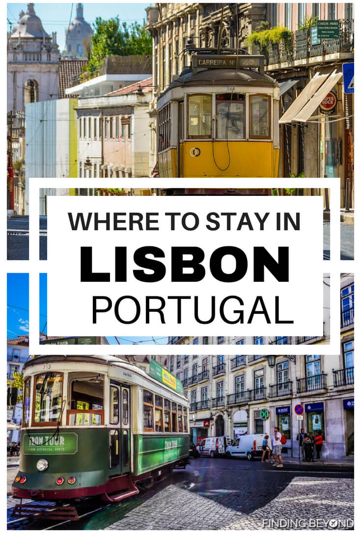 Are you heading to Lisbon, Portugal's capital city? Check out our best area guide to where to stay in Lisbon, including recommended hotels!