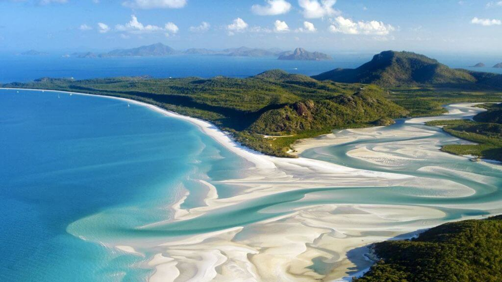 whitsunday islands bay