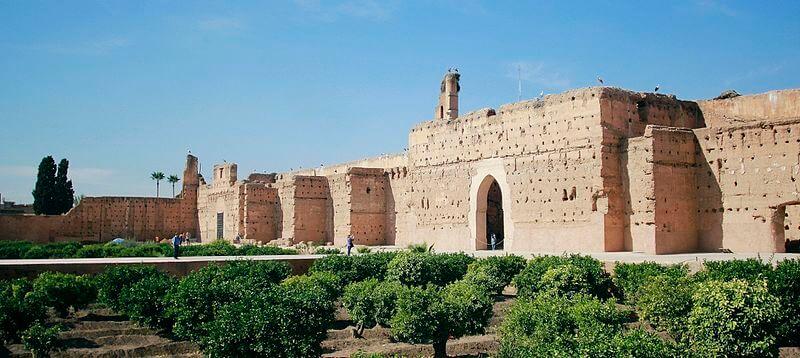 el badi palace marrakech