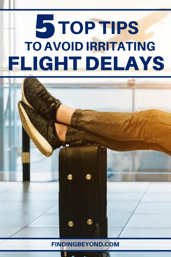 What can you do to avoid flight delays? And what compensation is out there? We begin by offering our top tips for trying to avoid delays in the first place.