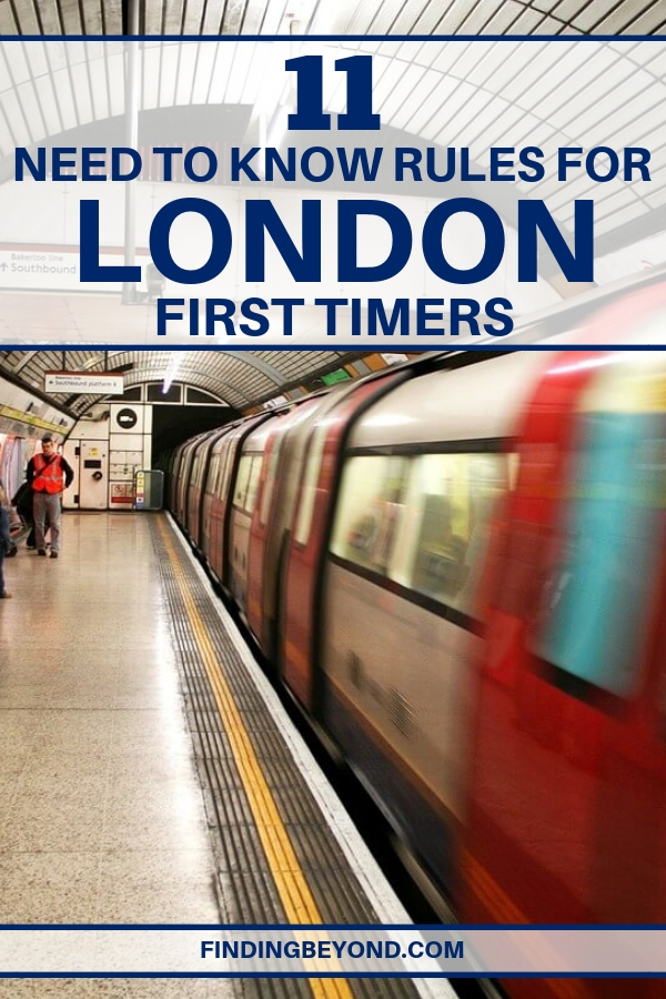 Whether you're visiting London for business or pleasure, here are some recommended guidelines which will help to ensure your London trip runs smoothly.