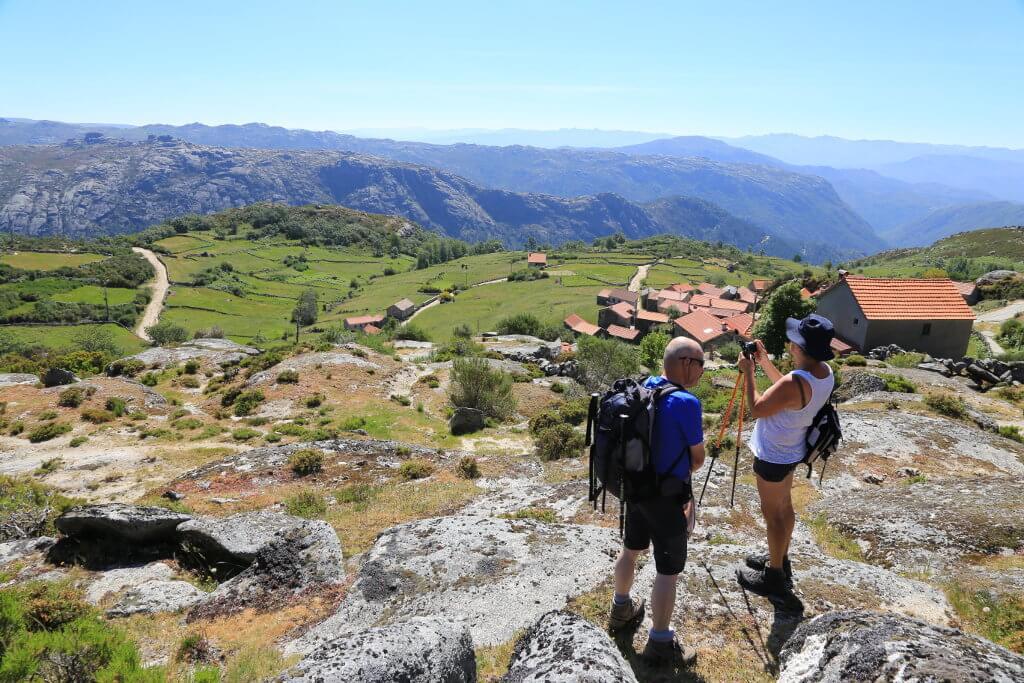 Parque Nacional de Penada-Gerês hiking