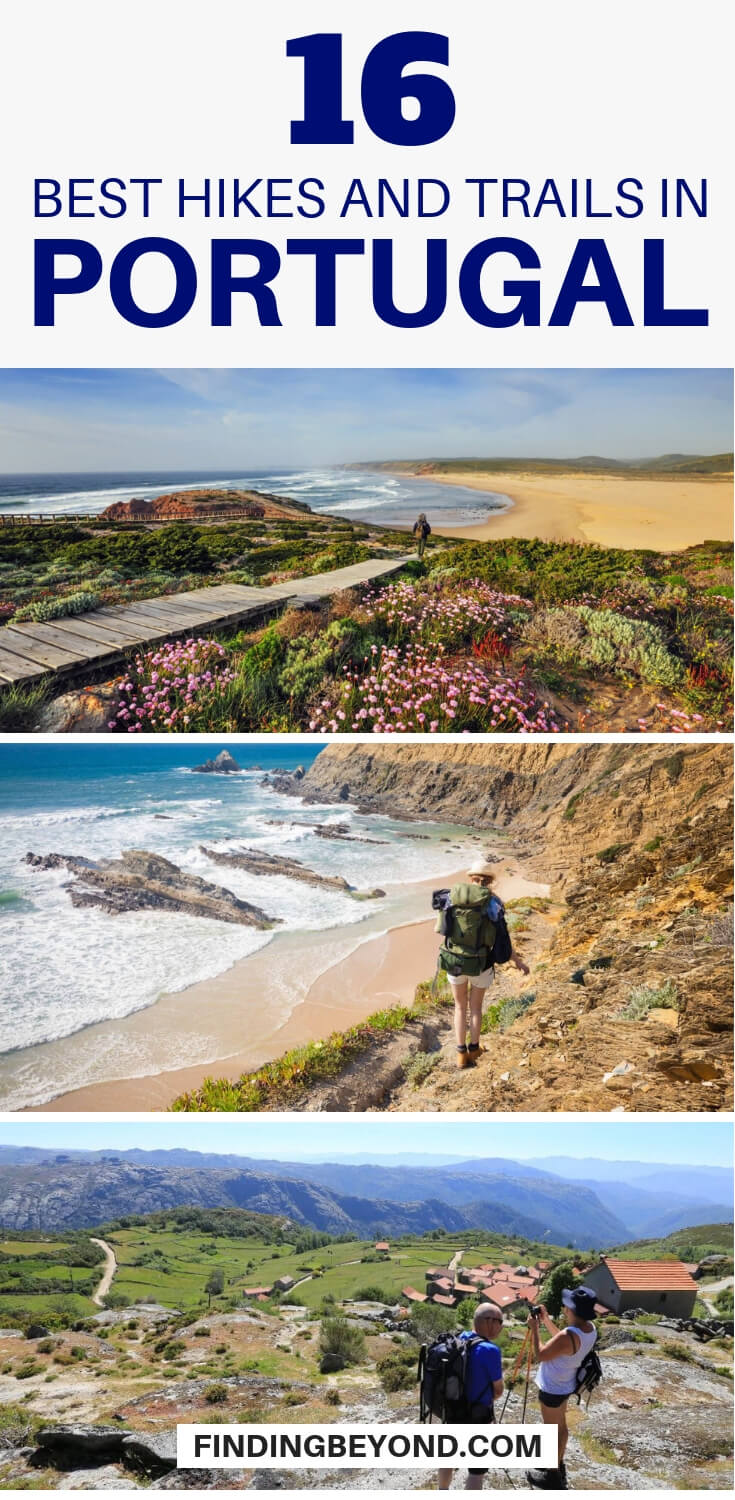With over 500 trails all over Portugal, outdoor enthusiasts are spoilt for hiking and trekking choices. Here are the 16 best Portugal hikes and trails.