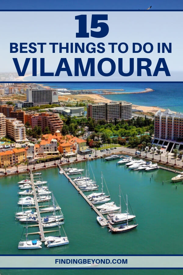 Vilamoura is a charming and inviting beach town that provides a fun Portuguese experience. Check out these best things to do in Vilamoura and day trips too!