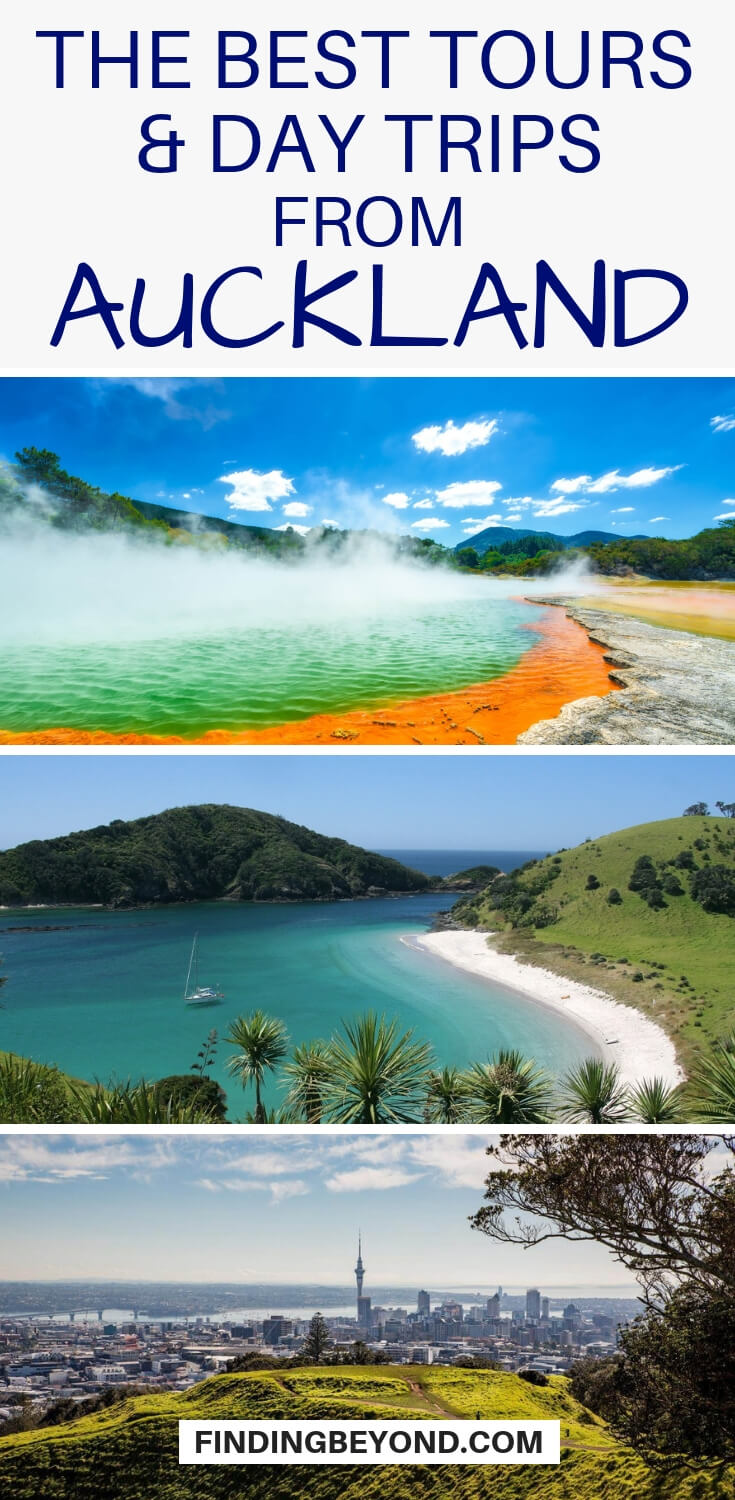 Auckland's geographical location makes it a perfect starting point for awesome day trips. Here are 15 of the best day trips from Auckland that we recommend.