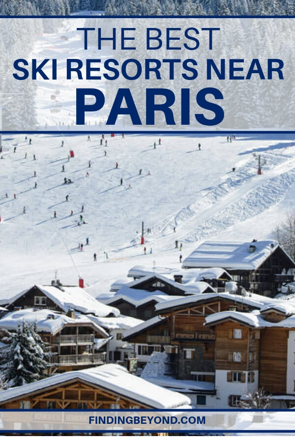There is no shortage of opportunities for the best ski resorts near Paris. Here is a list of some amazing resorts near the French capital.