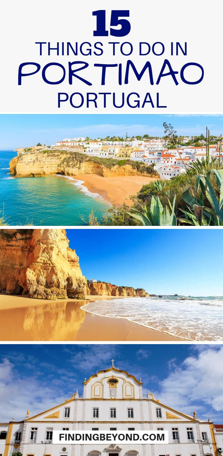 From adventure to cuisine, there's no shortage of things to do in Portimao. We've listed the 15 best sights, tours and day trips so you can plan with ease.