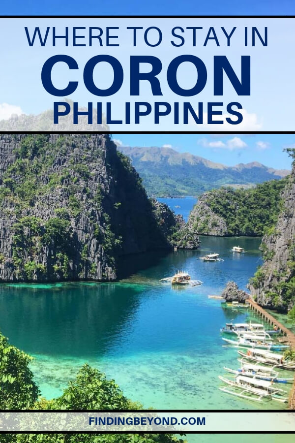 So, where to stay in Coron? And where to stay on Busuanga Island too? We've scoured the area so you can sleep easy after a day of sun-soaking.