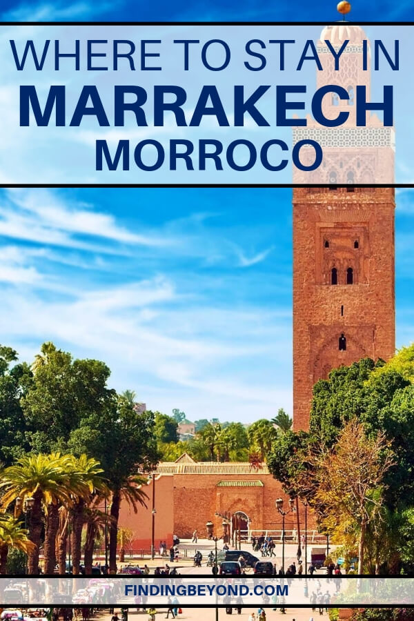 Are you heading to Marrakech, Morroco's most exciting city? Check out our best area guide to where to stay in Marrakech, including recommended hotels!