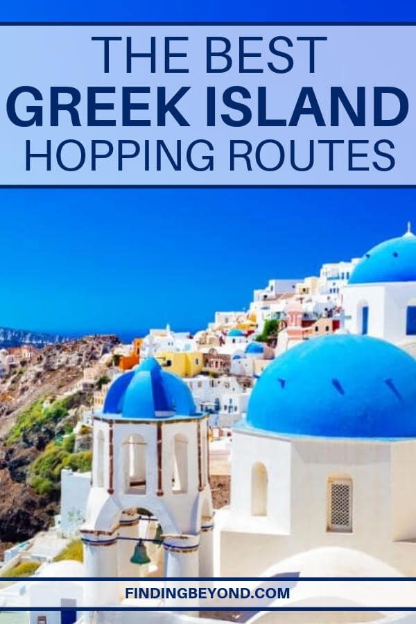 With over 200 sublime patches of paradise to choose from, with this guide we'll help you decide which best Greek island hopping route is for you.