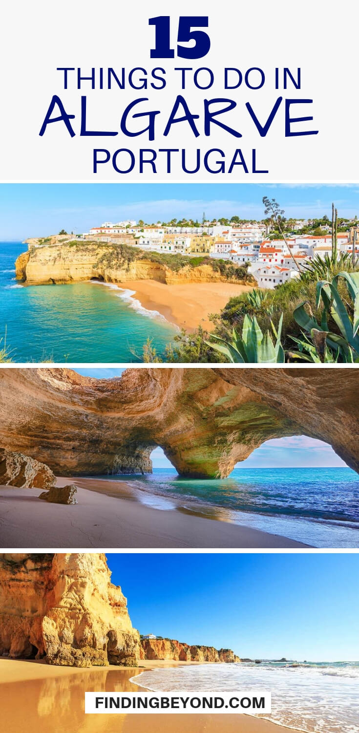 There's no shortage of things to do in Algarve, Portugal. From Algarve boat tours to jeep safaris, this is the best list of sights, tours and day trips!