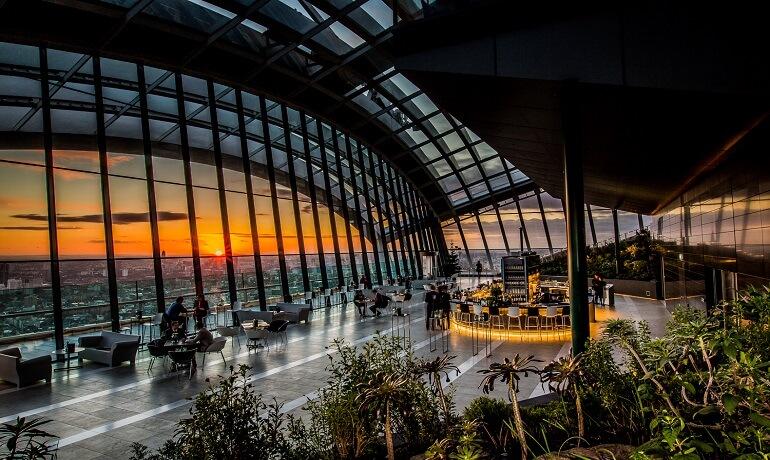 Sky Pod London